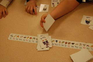 UNO!  Penguin word study games