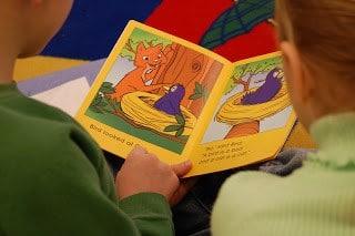 Reading Stamina-Buddy Reading