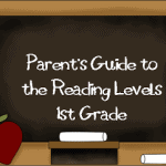 Reading Levels-First Grade