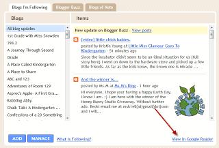 Information Overload?  Try Google Reader