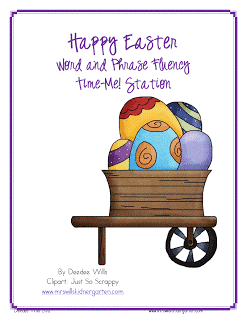 Happy Easter Time-Me Station!