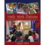Math Work Stations Blog Party Schedule and Bookmark