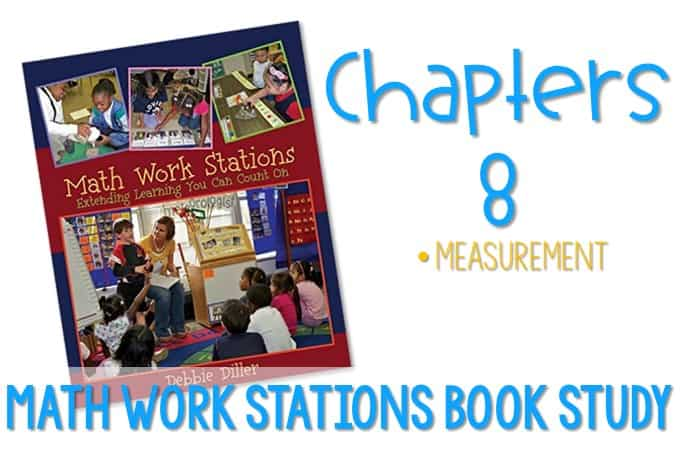 Math Work Stations Throwback Book Study. Over 10 free math station files are included in this throwback to 2011 blog post. Summer themes activities for number sense, measurement, addition, subtraction, and geometry.