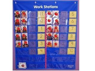 3 Days of Kindergarten Math Stations DONE!