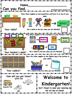 Meet the Teacher Tips & Ideas - The First Grade Parade - The