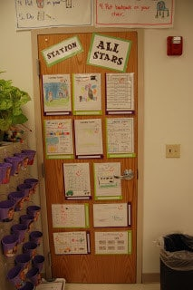 So… How are my stations going?  Community Helpers and Fire Safety