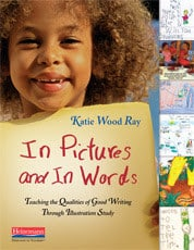 In Pictures and In Words-Book Study Bookmark