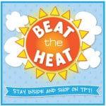 Beat the Heat Massive Giveaway!