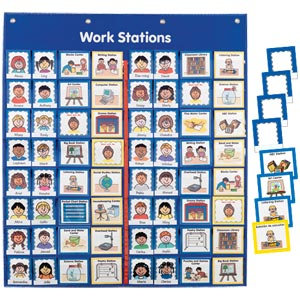 Station Signs Freebie and a Giveaway