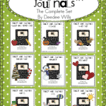 Daily Math Journals-The Complete Set Giveaway and FREEBIE!
