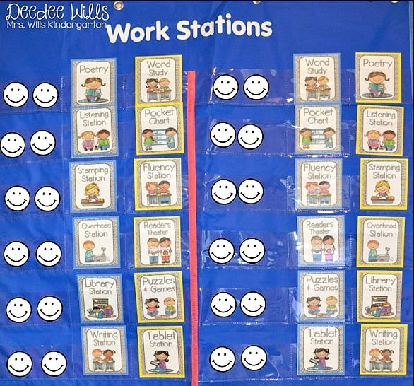 Center Signs Preschool Center Signs Classroom Center