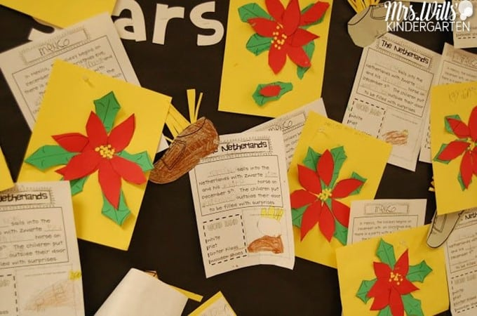 Christmas Around the World this post will show you how my kindergarten class investigated different Christmas customs from around the world. Kids loved the different crafts and traditions they learned.