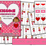 Kissed CVCC and CCVC Flash Give Away!