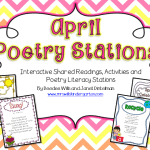 April Poetry Unit 30% off today and tomorrow