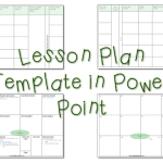 Lesson Plan Freebie