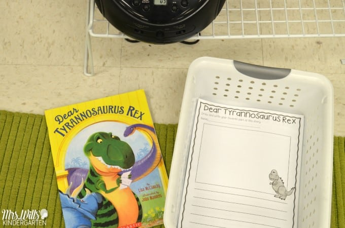 First few days of school can make even a seasoned kindergarten teacher nervous. Let me show you how our week looks. Center ideas and a fun name poem too! Free Handwriting download too!