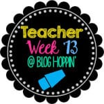 Teacher Week: Let's Talk About Me!
