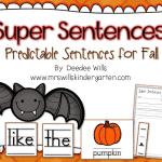 Predictable Sentences RD