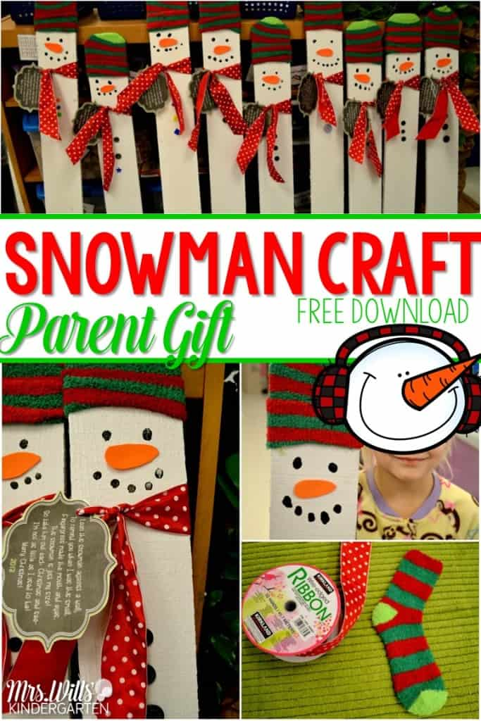 christmas craft ideas for parents kindergarten gifts 6023