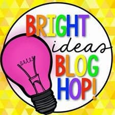 Bright Ideas Blog Hop - Mrs. Wills Kindergarten