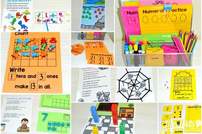 10 math workshop questions answered. Kindergarten and first-grade math workshop organization tips.