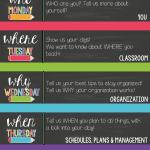 Back to School Teacher Week 2014: Who