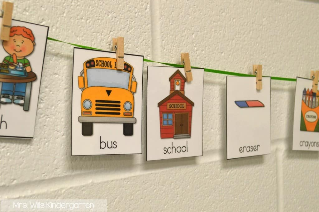 Looking for ideas to introduce your students to the new school year? Check out these free, printable kindergarten first week lesson plans!