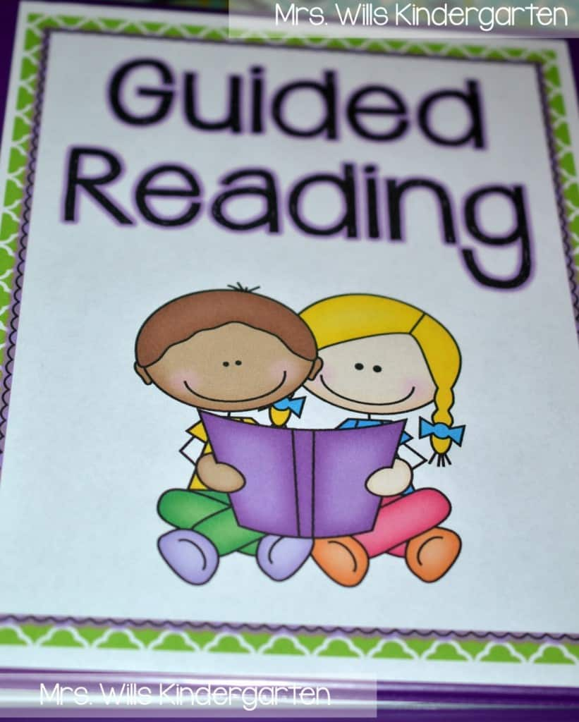 free printable guided reading books for kindergarten
