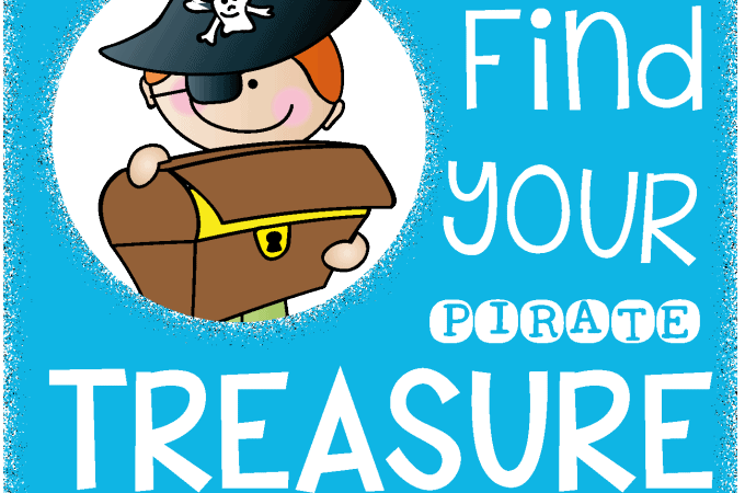ARRR  You ready for some treasure?