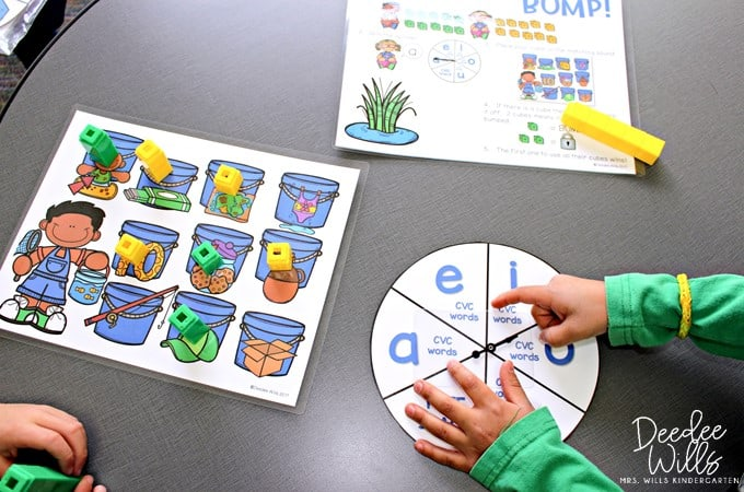 Early Finisher Activities for Kindergarten and First Grade (FREE FILES) 1