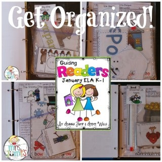 Reading Resource Organization Tips!