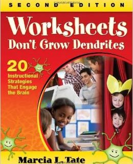 Book Study: Worksheets Don't Grow Dendrites: Chapter 3