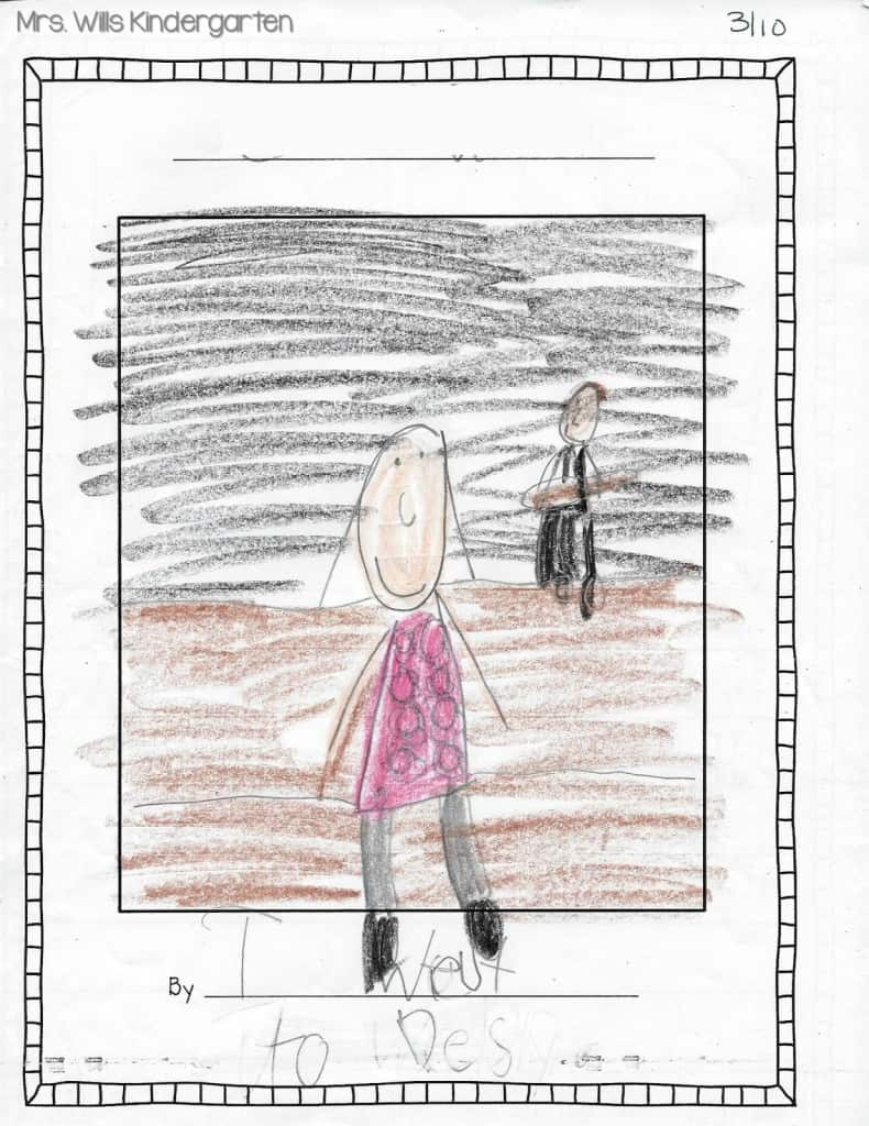 Writers Workshop... I love kid writing! 12