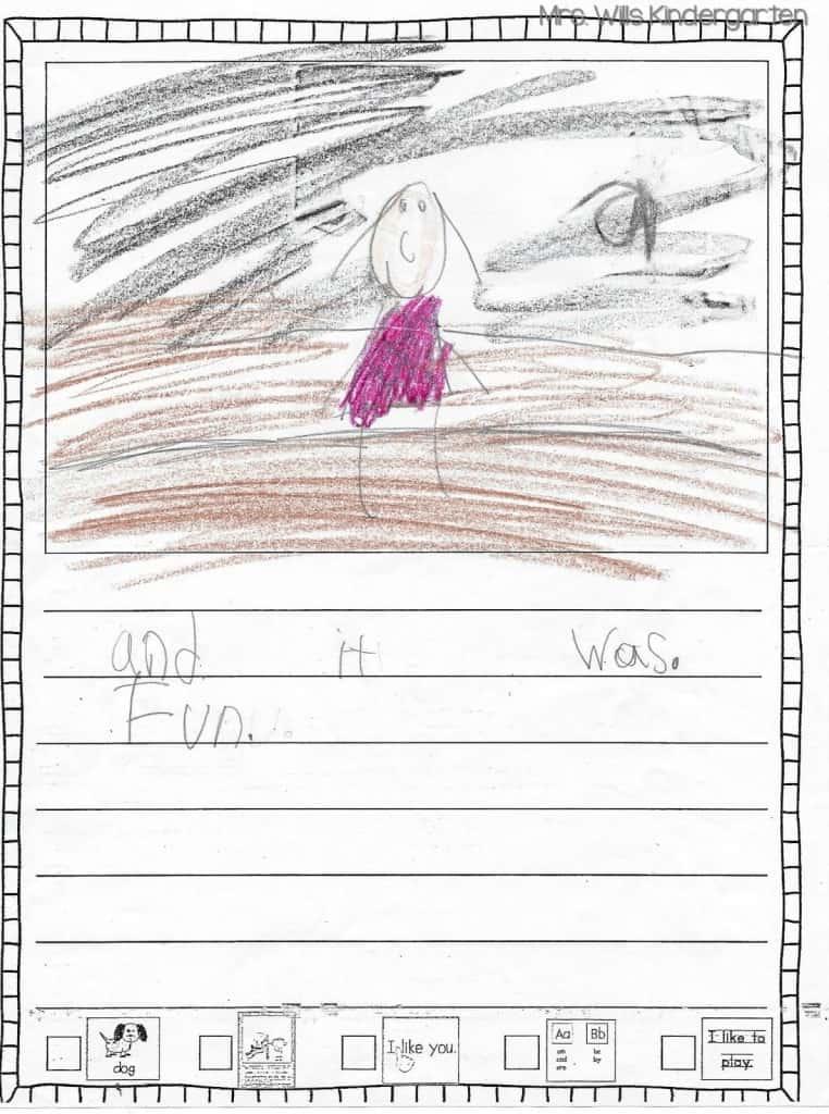 Writers Workshop... I love kid writing! 16