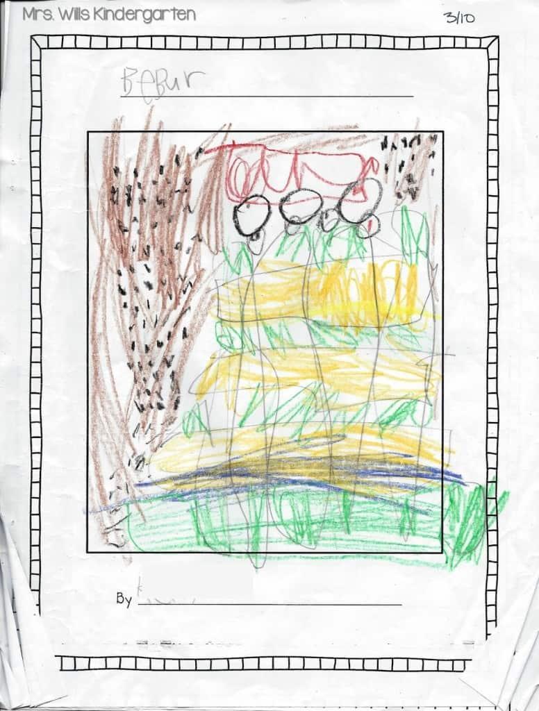 Writers Workshop... I love kid writing! 7
