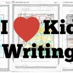 Writers Workshop… I love kid writing!
