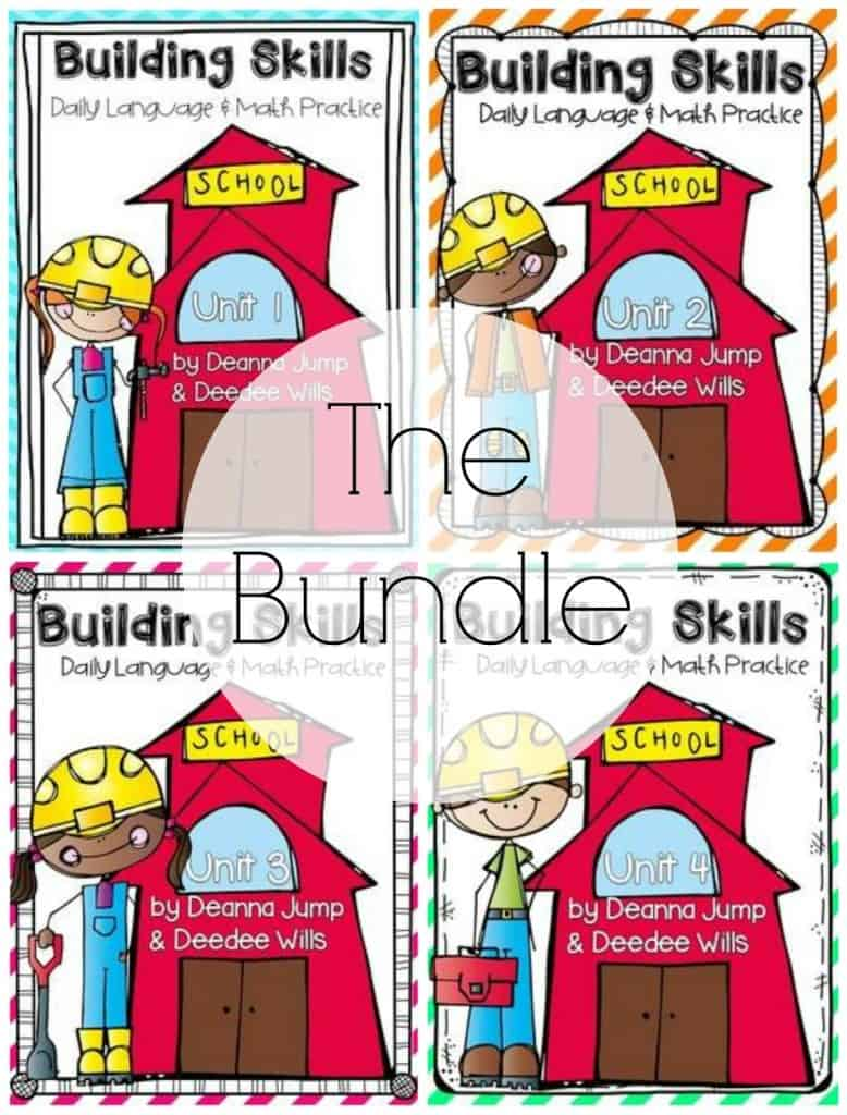 Building Skills: Our Calendar Time 2