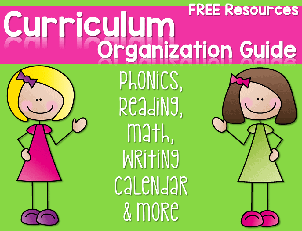 Free Curriculum Guide