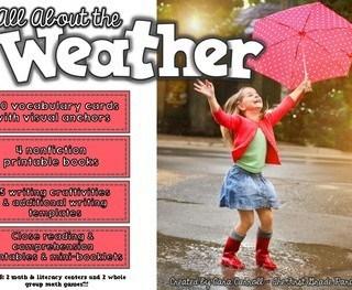Peek at my Week-Weather!
