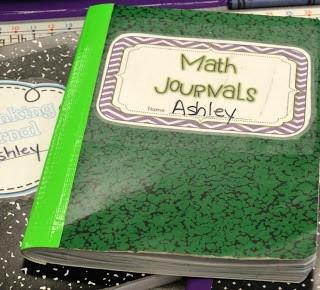 What worked last year?  Part 1: Math Journals
