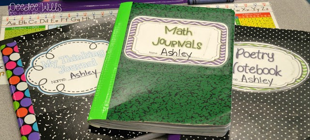What worked last year?  Part 1: Math Journals