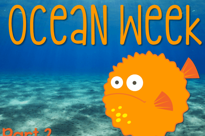 Ocean Week: Part Two RD