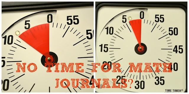 What worked last year? Part 1: Math Journals 1
