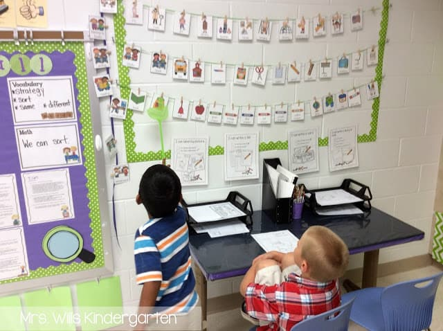 What Worked Last Year? Writing Work Stations 2