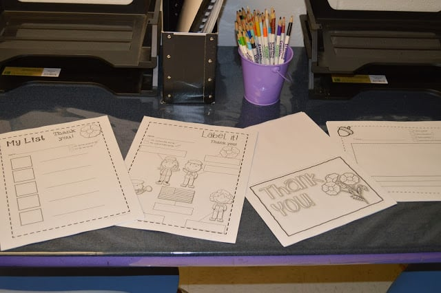 What Worked Last Year? Writing Work Stations 5