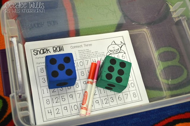 What Worked Last Year?   Math Stations (FREE download) 10