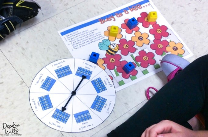 Kindergarten Math Centers for the Entire Year 3