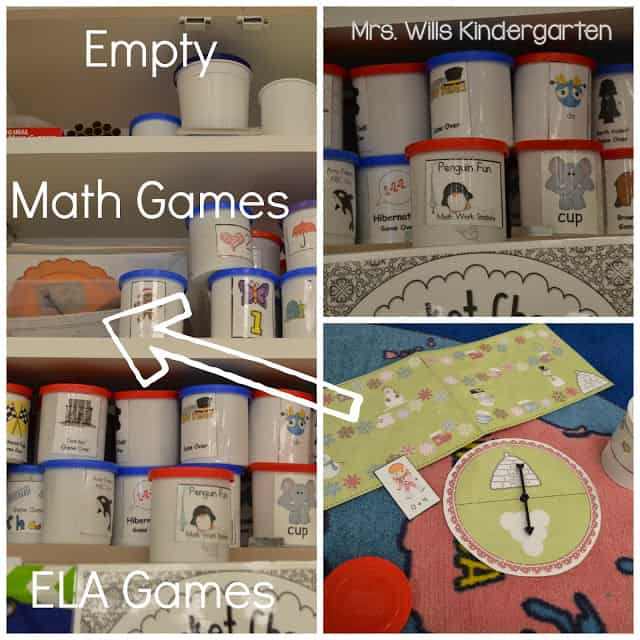 What Worked Last Year?   Math Stations (FREE download) 14
