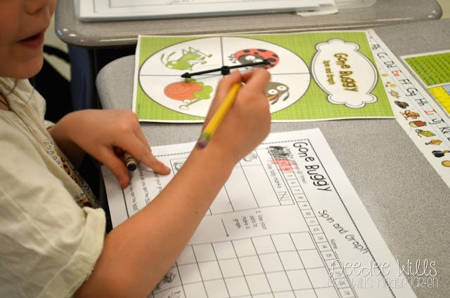 What Worked Last Year?   Math Stations (FREE download) 1