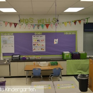 Peek at my Week….Classroom Tour